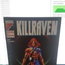 Cómics: KILLRAVEN. Lote 288083093