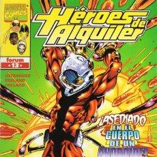 Cómics: HEROES DE ALQUILER Nº 13 - FORUM - MUY BUEN ESTADO - OFM15. Lote 288128608