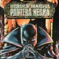 Cómics: HEROES MARVEL PANTERA NEGRA - FORUM - MUY BUEN ESTADO - OFM15. Lote 288128653