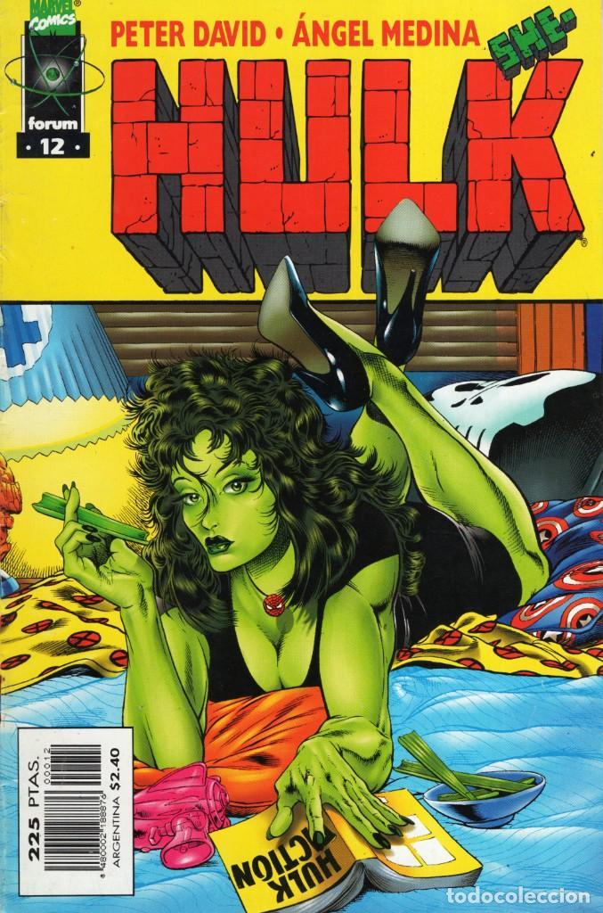 HULK VOL. 2 Nº 12 - FORUM - BUEN ESTADO - OFM15 (Tebeos y Comics - Forum - Otros Forum)