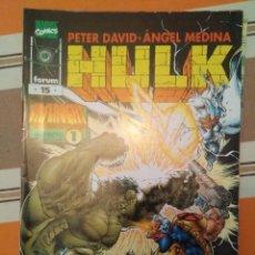 Cómics: HULK 15 ONSLAUGHT IMPACTO 1 - COMIC MARVEL FORUM - PEDIDO MINIMO 3€. Lote 288136023