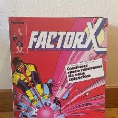 Cómics: FACTOR X RETAPADO NUMERO 11 -15. Lote 288174273