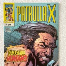 Cómics: PATRULLA X #60 VOL2 FÓRUM EN MUY BUEN ESTADO. Lote 288189343