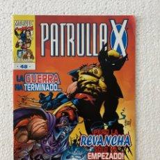Cómics: PATRULLA X #48 VOL2 FÓRUM EN MUY BUEN ESTADO. Lote 288189763