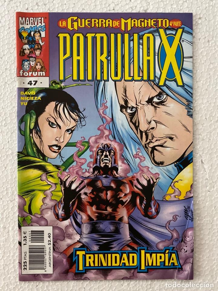 PATRULLA X #47 VOL2 FÓRUM EN MUY BUEN ESTADO (Tebeos y Comics - Forum - Patrulla X)