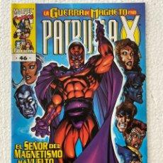 Cómics: PATRULLA X #46 VOL2 FÓRUM EN MUY BUEN ESTADO. Lote 288190018