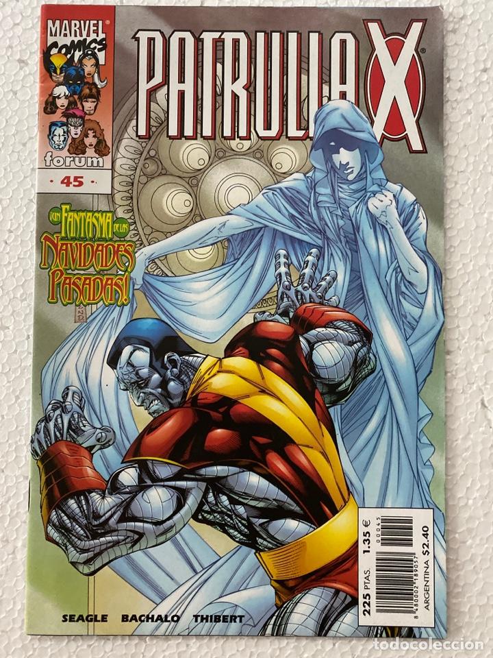 PATRULLA X #45 VOL2 FÓRUM EN MUY BUEN ESTADO (Tebeos y Comics - Forum - Patrulla X)