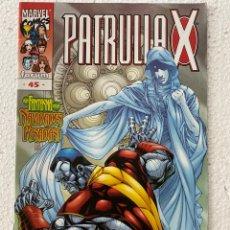 Cómics: PATRULLA X #45 VOL2 FÓRUM EN MUY BUEN ESTADO. Lote 288190153