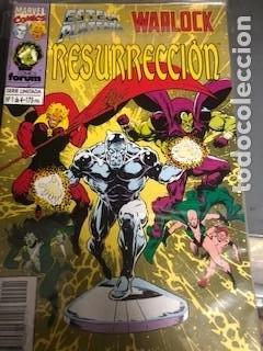 SILVER SURFER WARLOCK RESURRECCIÓN 1-4 (Tebeos y Comics - Forum - Silver Surfer)