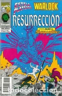 Cómics: Silver Surfer Warlock Resurrección 1-4 - Foto 5 - 288332503