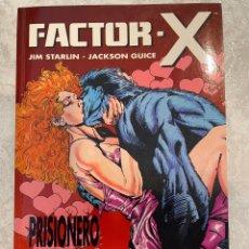 Cómics: FACTOR X - FÓRUM. Lote 288353198