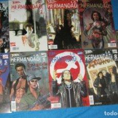 Cómics: X-MEN: LA HERMANDAD (OBRA COMPLETA 9 NÚMEROS) - FORUM. Lote 288371363