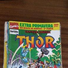 Cómics: THOR EXTRA PRIMAVERA EN BUSCA DE KORVAC 2ª PARTE. Lote 288390953