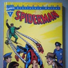 Cómics: BIBLIOTECA MARVEL EXCELSIOR SPIDERMAN 2-FORUM. Lote 288429583