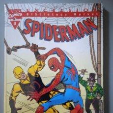 Cómics: BIBLIOTECA MARVEL EXCELSIOR SPIDERMAN 3-FORUM. Lote 288429608
