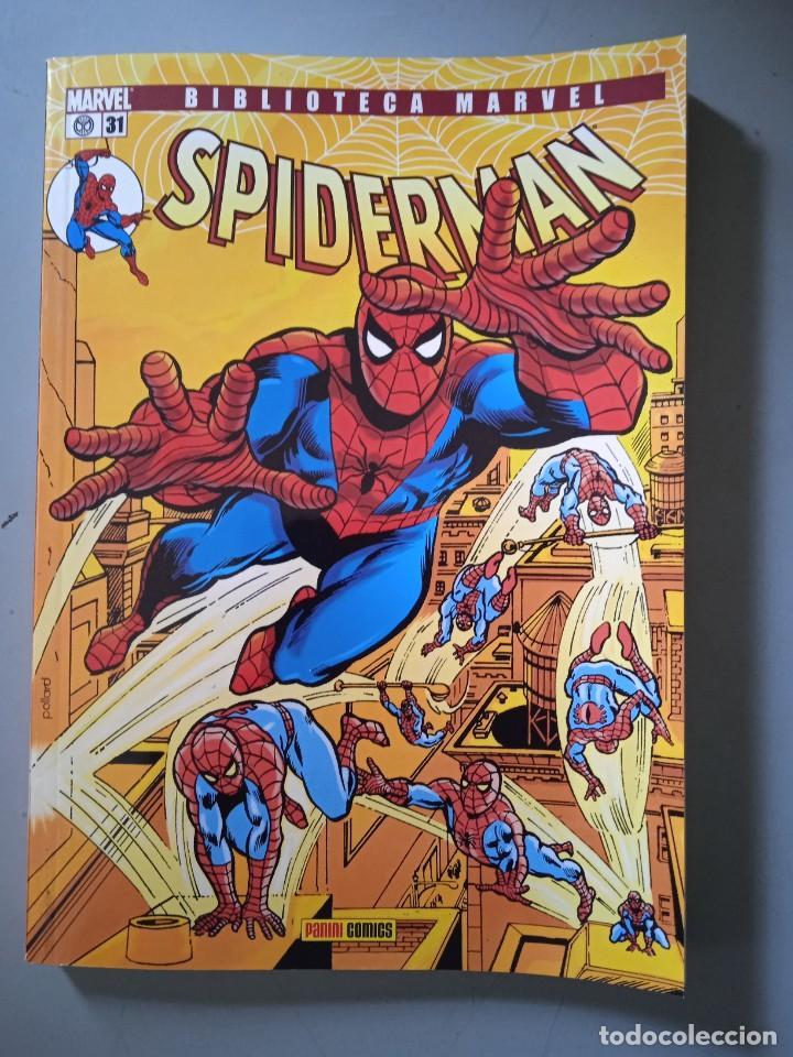 BIBLIOTECA MARVEL EXCELSIOR SPIDERMAN 31-FORUM (Tebeos y Comics - Forum - Prestiges y Tomos)