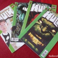 Cómics: EL INCREIBLE HULK NºS 4, 6, 7 Y 9 ( BRUCE JONES DEODATO ) ¡MUY BUEN ESTADO! FORUM MARVEL. Lote 288429813