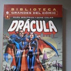 Cómics: BIBLIOTECA GRANDES DEL COMIC 3 DRÁCULA-FORUM. Lote 288429838