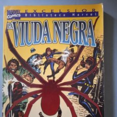 Cómics: BIBLIOTECA MARVEL VIUDA NEGRA-FORUM. Lote 288430038