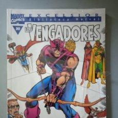 Cómics: BIBLIOTECA MARVEL EXCELSIOR LOS VENGADORES 30-FORUM. Lote 288430943
