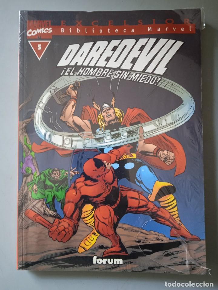 BIBLIOTECA MARVEL EXCELSIOR DAREDEVIL 5-FORUM (Tebeos y Comics - Forum - Prestiges y Tomos)