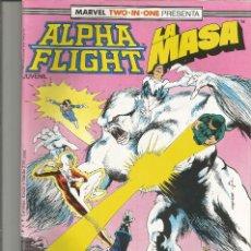 Cómics: ALPHA FLIGHT LA MASA EDITORIAL PLANETA-DEAGOSTINI, S. A. / EDICIONES FORUM Nº 40. Lote 288432388