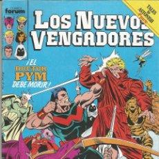 Cómics: LOS NUEVOS VENGADORES EDITORIAL PLANETA-DEAGOSTINI, S. A. / EDICIONES FORUM Nº 35. Lote 288432618