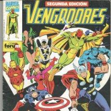 Cómics: LOS VENGADORES 2ª EDICIÓN EDITORIAL PLANETA-DEAGOSTINI, S. A. / EDICIONES FORUM Nº 1. Lote 288432808