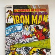 Cómics: EL HOMBRE DE HIERRO IRON MAN. Lote 288444113