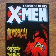 Cómics: CRÓNICAS DE LOS X-MEN Nº 4 (FORUM). Lote 288461238