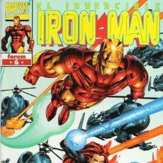 Cómics: IRON MAN VOL. 4 Nº 4 - FORUM - MUY BUEN ESTADO - OFM15. Lote 288472998
