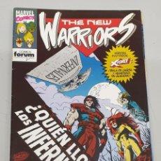 Cómics: THE NEW WARRIORS VOL. 1 Nº 31 / MARVEL - FORUM. Lote 288542983