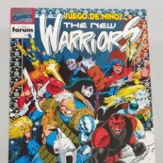 Cómics: THE NEW WARRIORS VOL. 1 Nº 43 / MARVEL - FORUM. Lote 288543538