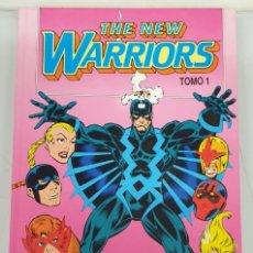 Cómics: THE NEW WARRIORS VOL. 1 TOMO 1 Nº 1 A 7 / MARVEL - FORUM. Lote 288550783
