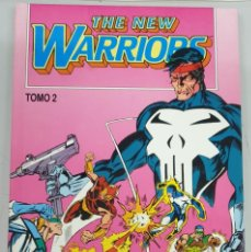 Cómics: THE NEW WARRIORS VOL. 1 TOMO 2 Nº 8 A 14 / MARVEL - FORUM. Lote 288550858