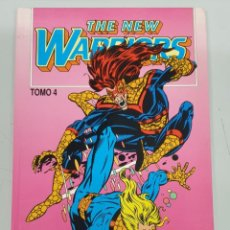 Cómics: THE NEW WARRIORS VOL. 1 TOMO 4 Nº 22 A 28 / MARVEL - FORUM. Lote 288550993