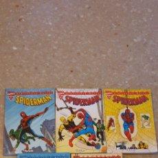 Cómics: LOTE 5 EJEMPLARES SPIDERMAN. FORUM.. Lote 288555353