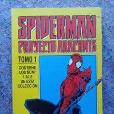 Cómics: SPIDERMAN PROYECTO ARACHNIS RETAPADO FORUM COMPLETO. Lote 288564488