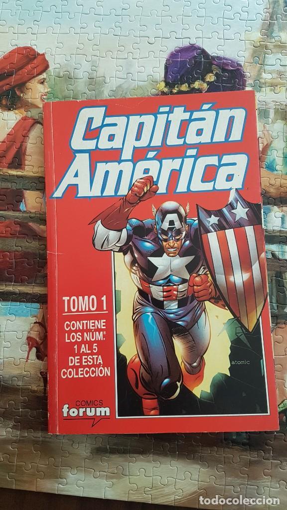 CAPITAN AMERICA HEROES RETURN (Tebeos y Comics - Forum - Capitán América)