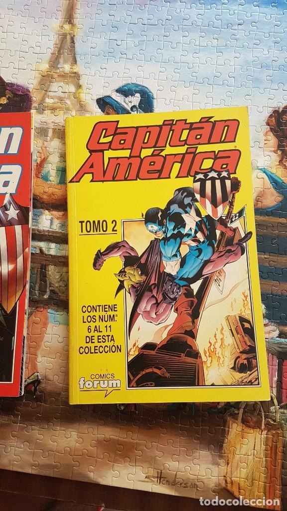 Cómics: CAPITAN AMERICA heroes return - Foto 2 - 288576353