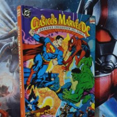 Cómics: MUY BUEN ESTADO CLASICOS MARVEL DC GRANDES CROSSOVER DEL COMIC MARVEL FORUM. Lote 288652208