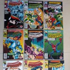 Cómics: ASOMBROSO SPIDERMAN Nº 1 AL 9 COMICS FORUM 1994. Lote 288702633