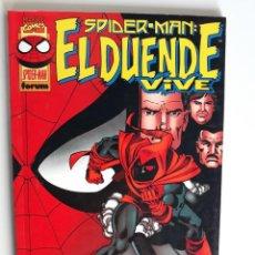 Cómics: TOMO COMIC SPIDERMAN EL DUENDE VIVE COMICS FORUM 1997 112 PAG. Lote 288703258