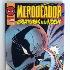 Cómics: TOMO COMIC SPIDERMAN MERODEADOR CRIATURAS DE LA NOCHE COMICS FORUM 1996 104 PAG. Lote 288703823