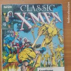 Cómics: RETAPADO CLASSIC X-MEN - NUMEROS 21, 22, 24 Y 25 (FALTA 23) - MARVEL - FORUM (AI). Lote 288714658
