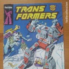 Cómics: TRANSFORMERS Nº 51 - FORUM (AI). Lote 288717523