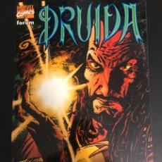 Cómics: DRUIDA COMICS FORUM WARREN ELLIS LEONARDO MANCO 1998. Lote 288719158