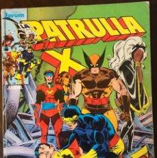 Cómics: LA PATRULLA X RETAPADO 11-15 COMICS FORUM MARVEL. Lote 288721068