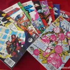 Cómics: LA PATRULLA X NºS 4, 7,9, 14, 15, 16, 18, 32, 36, 37 Y 39 SEGUNDA EDICION ¡BUEN ESTADO! MARVEL FORUM. Lote 288863868