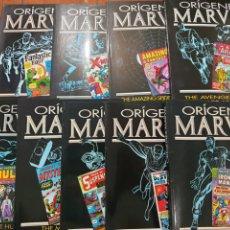 Cómics: ORÍGENES MARVEL FORUM. COMPLETA 9 NÚMEROS. Lote 288864138